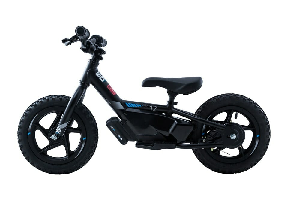 STACYC Electric Powered Balance Bike 12inch profile (1)