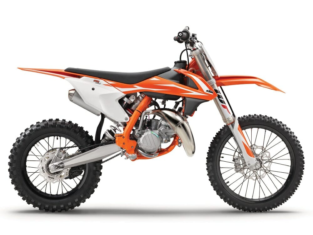 2018 KTM SX-Fs and SXs: FIRST LOOK