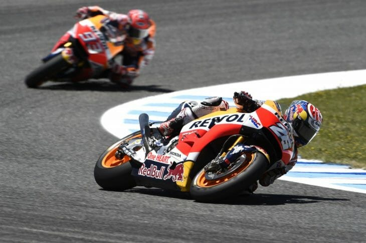 2017 Red Bull Grand Prix of Spain MotoGP Results from Jerez, Spain