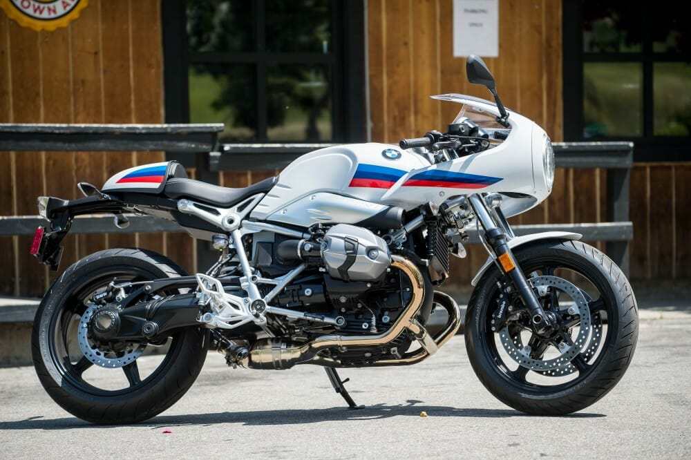2017 Bmw R Ninet Racer First Test Cycle News