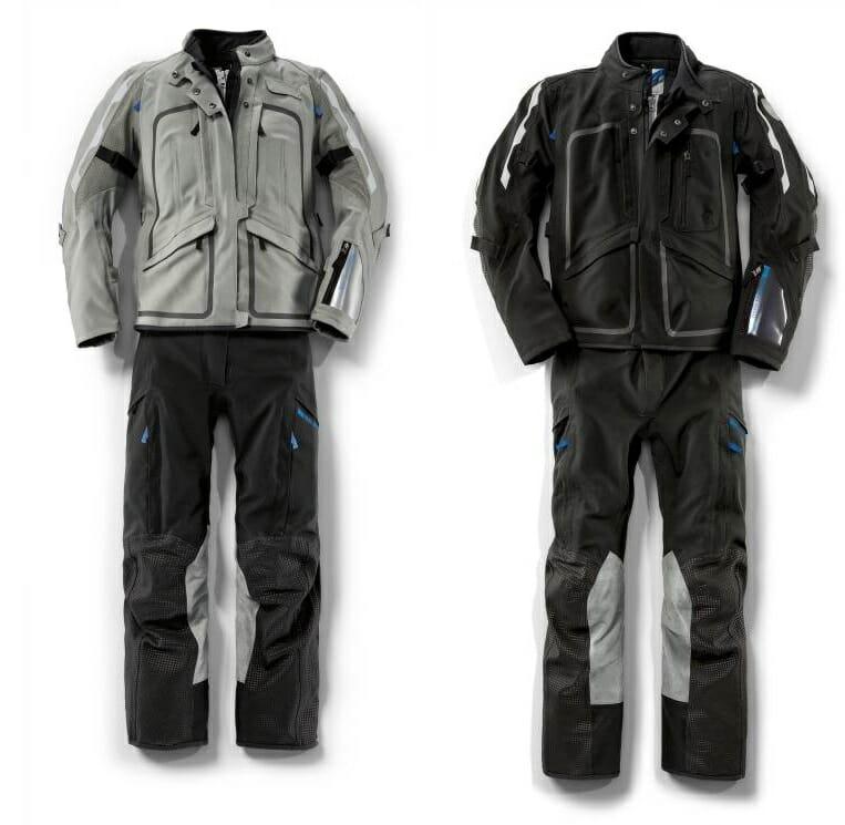 Bmw Motorrad S Enduroguard Suit Cycle News