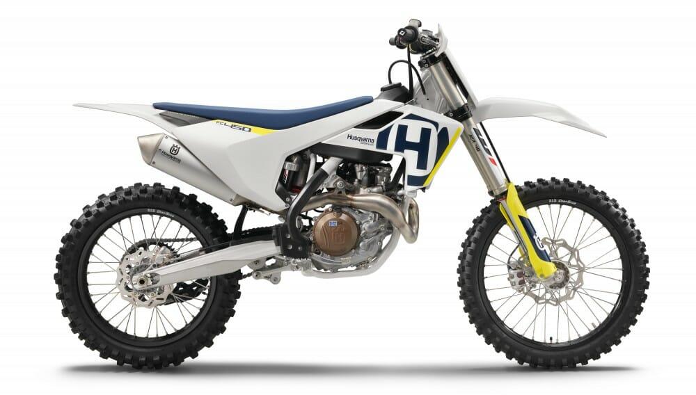 2018 Husqvarna TC & FC Motocross First Look
