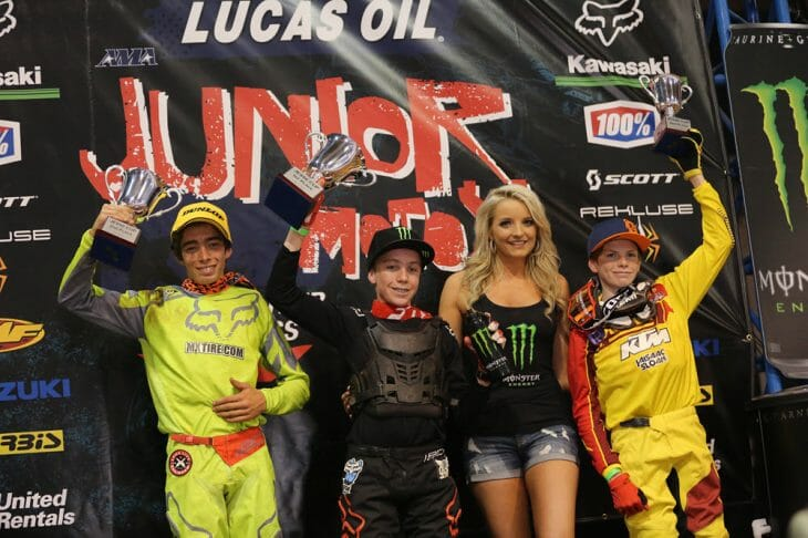 2017 JuniorMotoX Results From Oklahoma