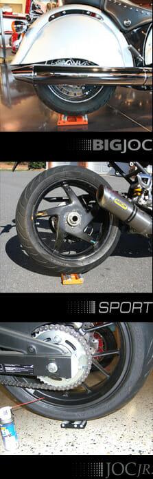 Wheel Jockey