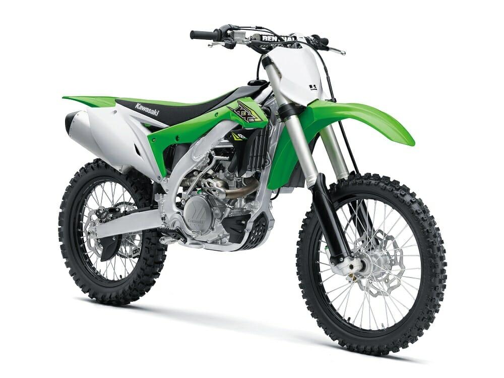 2018 Kawasaki KX450F