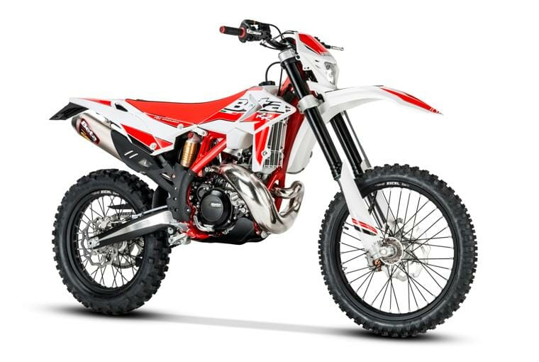 2018 Beta 250/300 RR Two-Strokes First Look