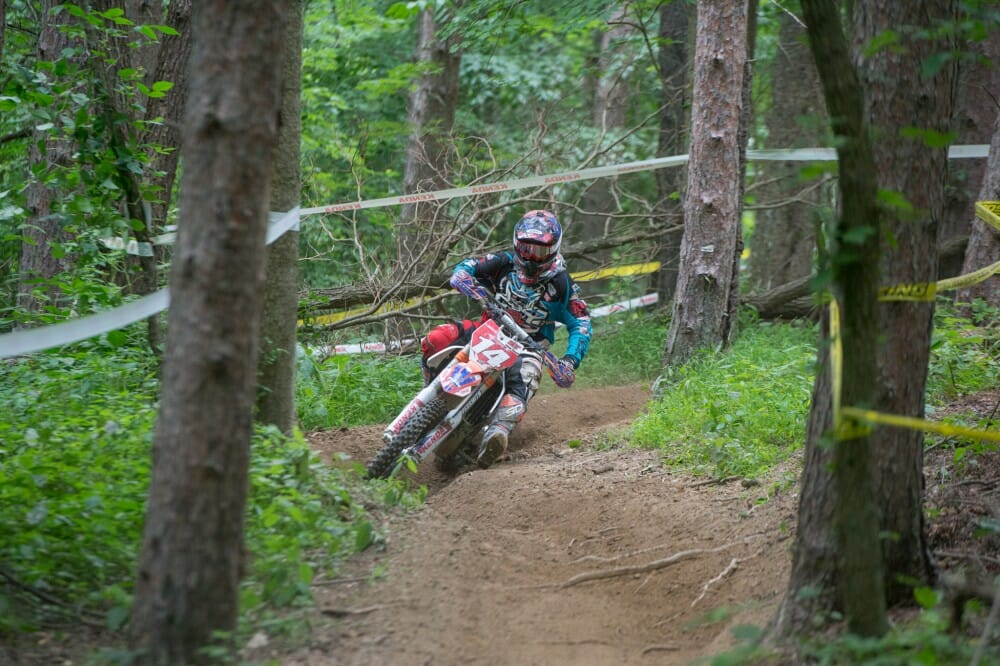 2017 Crow Canyon Full Gas Sprint Enduro Results