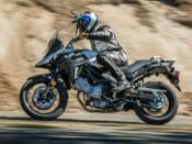 2017 Suzuki V-Strom 650 & 650XT First Test
