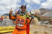 KTM Enduro Factory Racing's Alfredo Gomez Wins Erzberg Rodeo Red Bull Hare Scramble