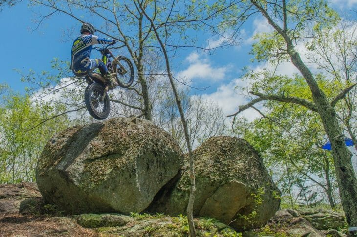 2017 US National MotoTrials Rhode Island Results