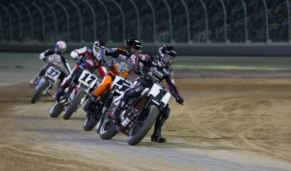 NBCSN Tune-In Alert: American Flat Track TV Coverage on NBCSN - Cycle News