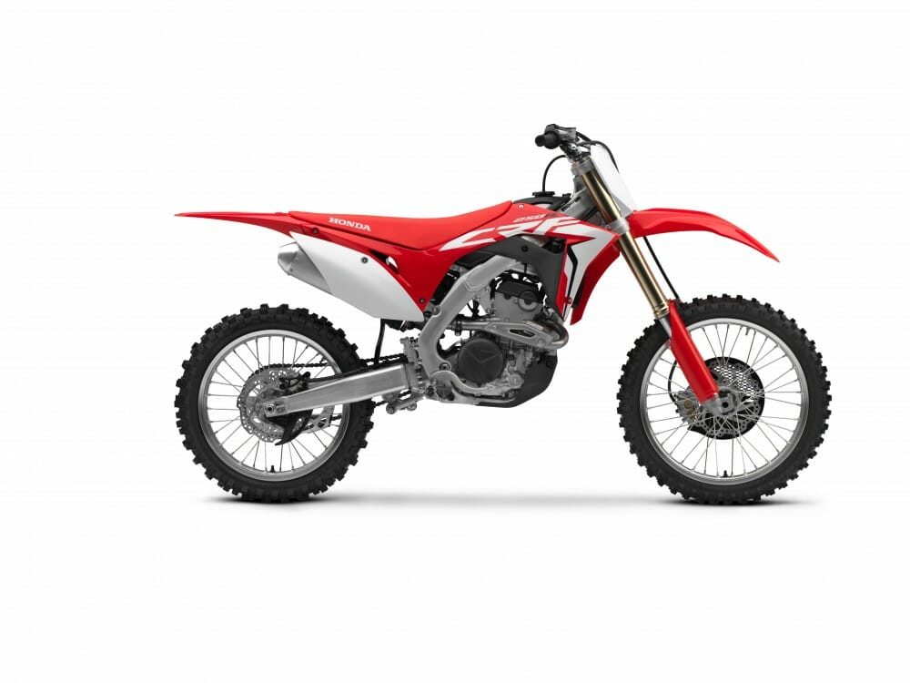 2018 Honda CRF250R First Look