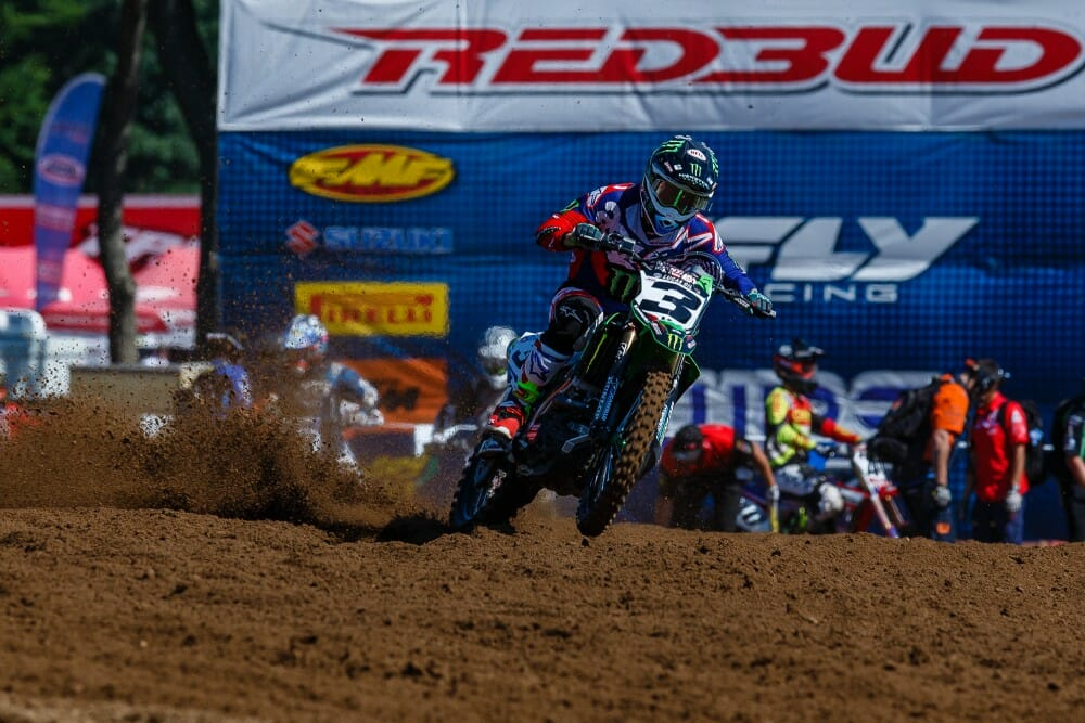 Michigans RedBud to host 2018 Motocross of Nations