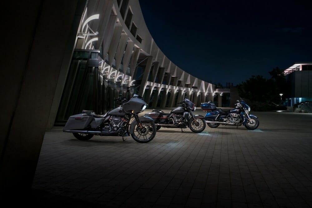 2018 Harley-Davidson Tourers: First Look