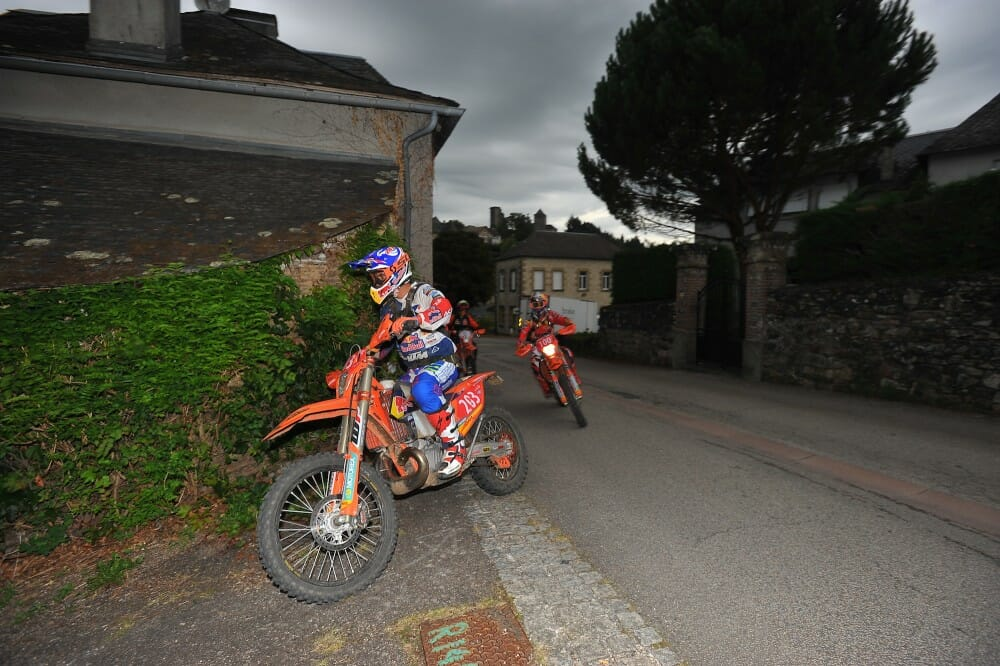 2017 ISDE France Day Three Results