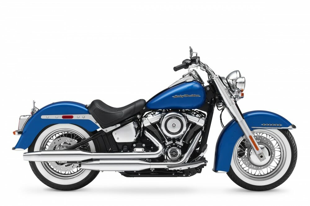 2018 Harley-Davidson Softail Motorcycles: First Look