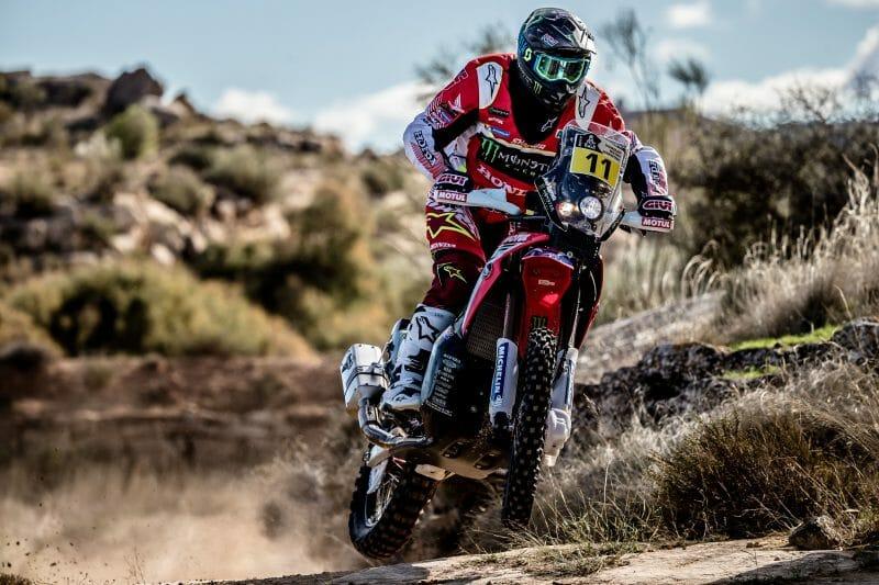 Monster Energy Honda Team Joan Barreda