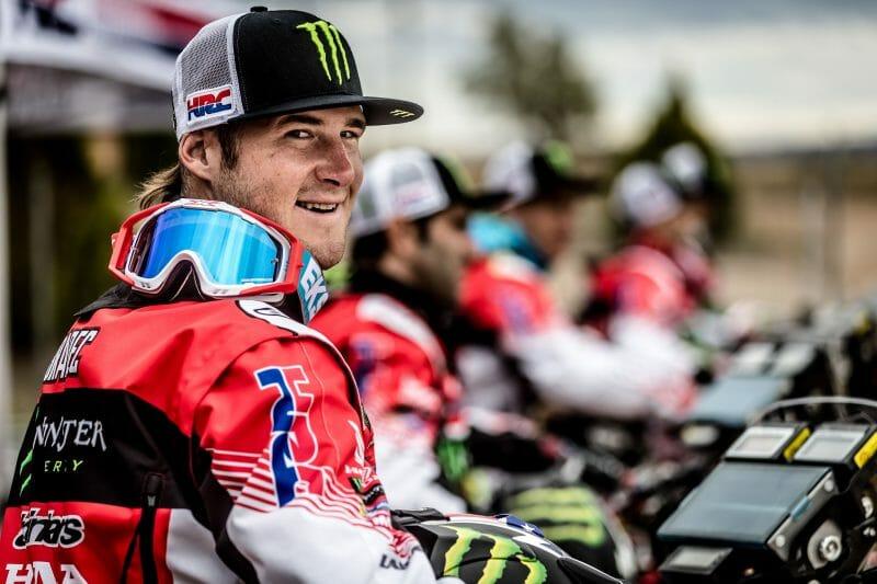 Monster Energy Honda Team Ricky Brabec