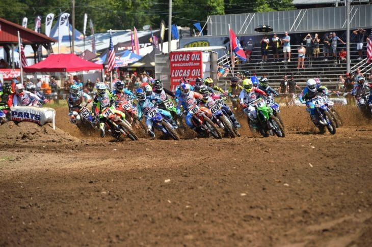 2017 Lorette Lynn's Thursday Motocross Results