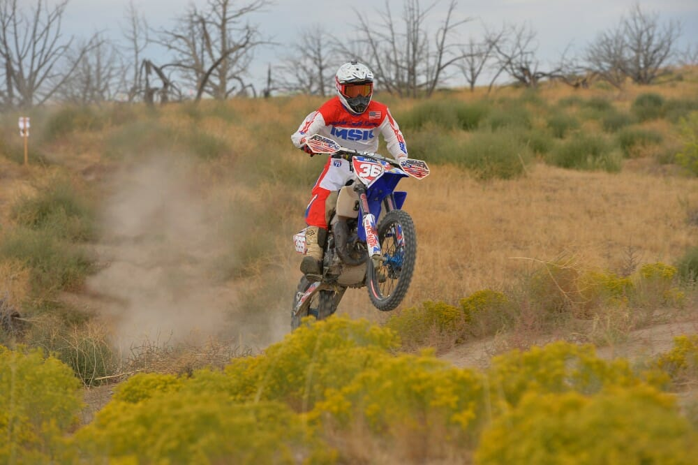 Sage Riders Host Round 8 of the West Hare Scramble Championship Series