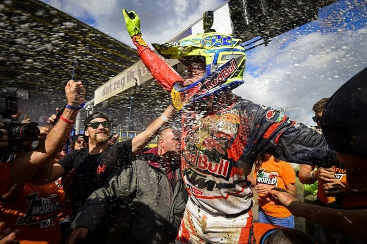 2017 Dutch MXGP Results
