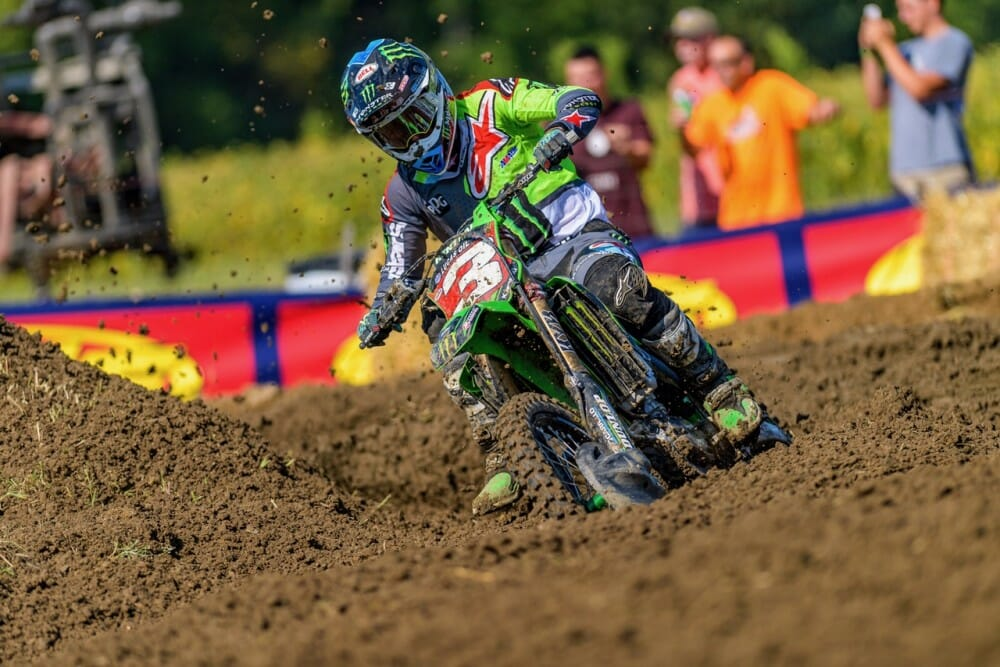 Tomac was the 24th different 450 Class Champion in history. He also becomes the just the 11th rider in history to win a national title in both the 250 Class and 450 Class.