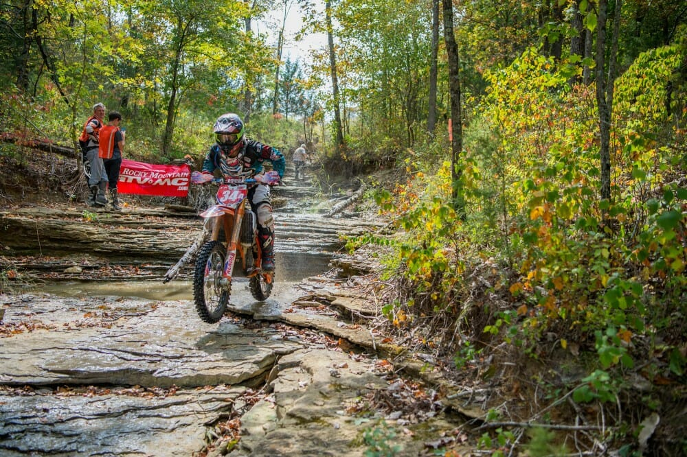 2017 Lead Belt Kenda AMA National Enduro Results
