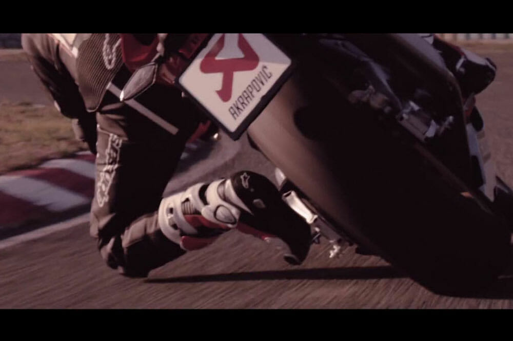 Akrapovic Tribute to Superbikes
