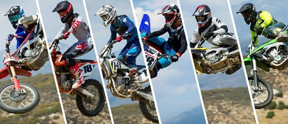 2018 450 Motocross Shootout