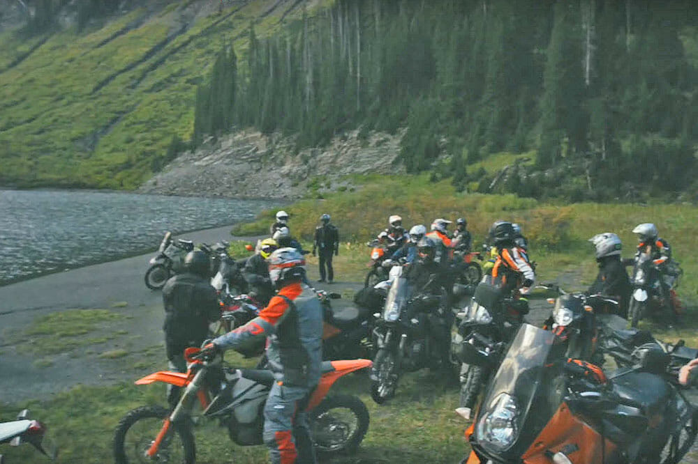 2017 KTM Adventure Rider Rally