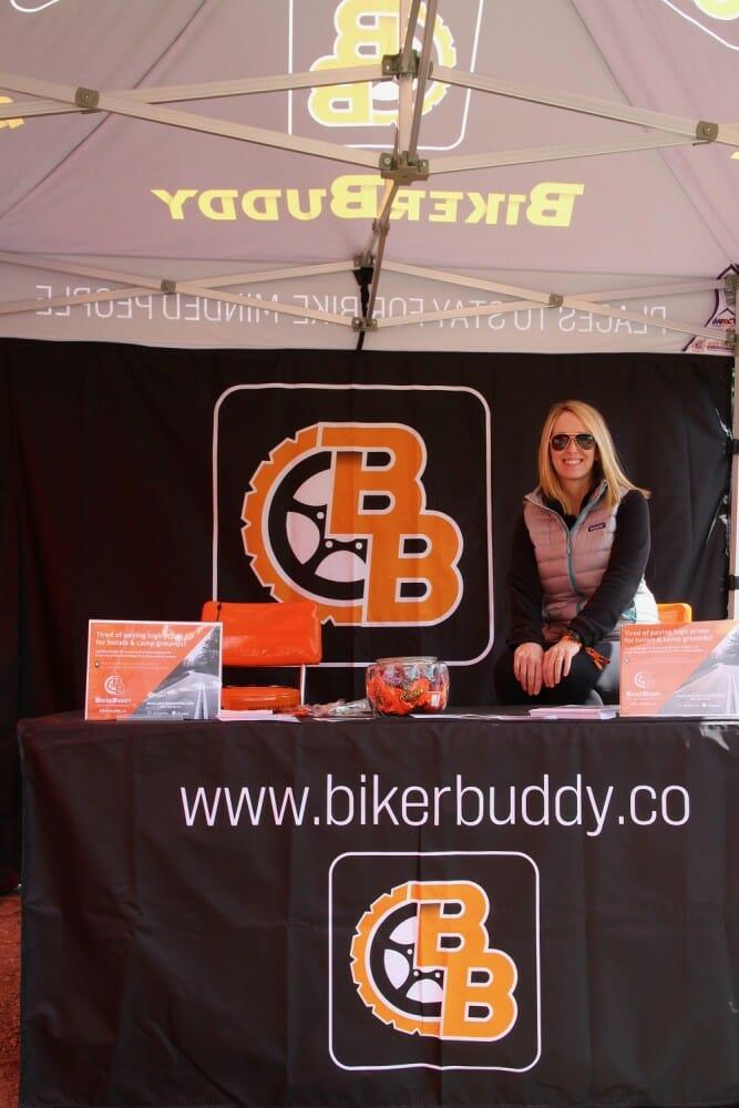 2017 KTM Adventure Rider Rally Vendor Bender | BikerBuddy