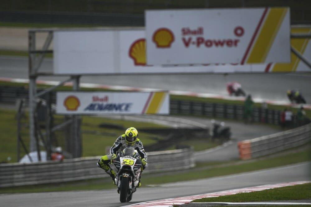 1st Independent Team Rider P2 - Alvaro Bautista