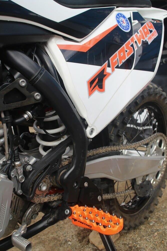 2017 KTM Adventure Rider Rally Vendor Bender   Fastway – Pro Moto Billet