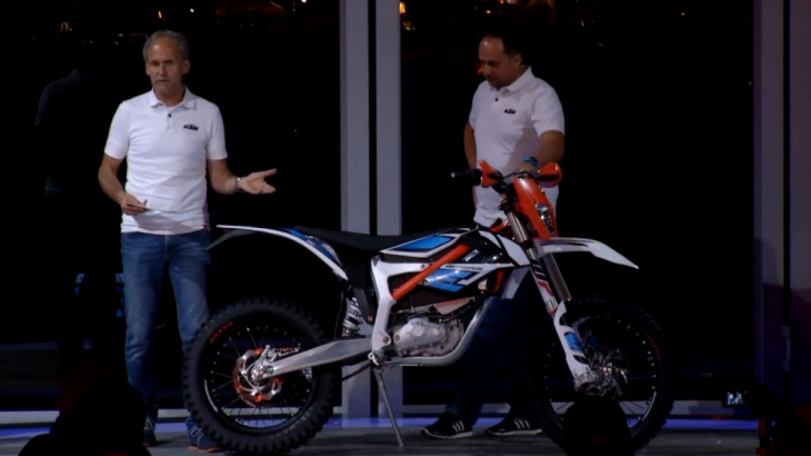 2018 KTM Freeride E-XC First Look