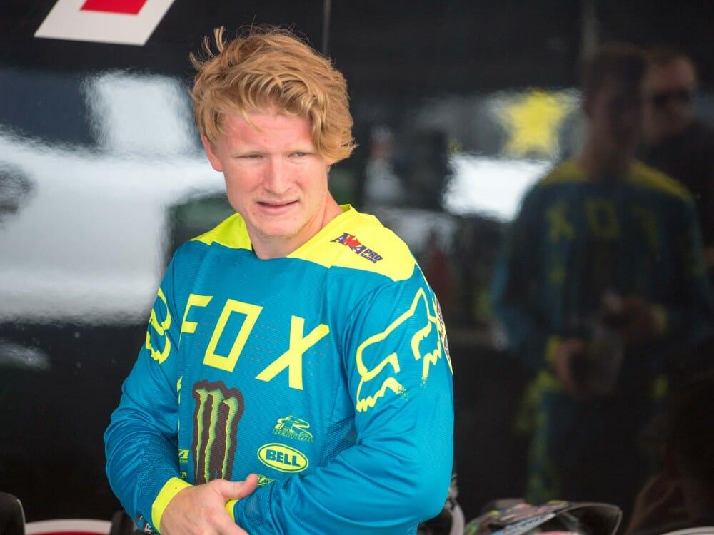 Justin Hill Joins JGR Factory Suzuki Team