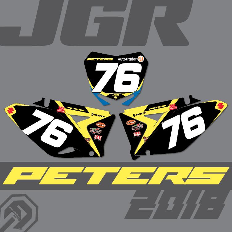 Kyle Peters To Autotrader/Yoshimura/Suzuki