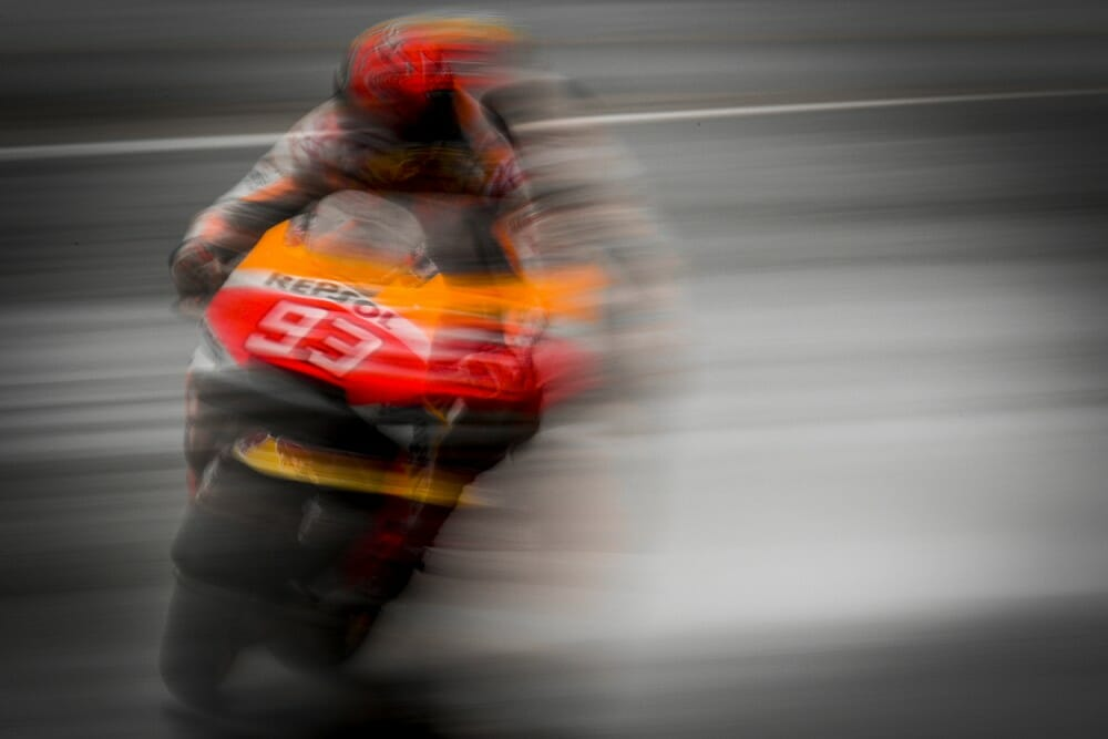 Marc Marquez came into Motegi the MotoGP Championship leader. (Courtesy Motogp.com)