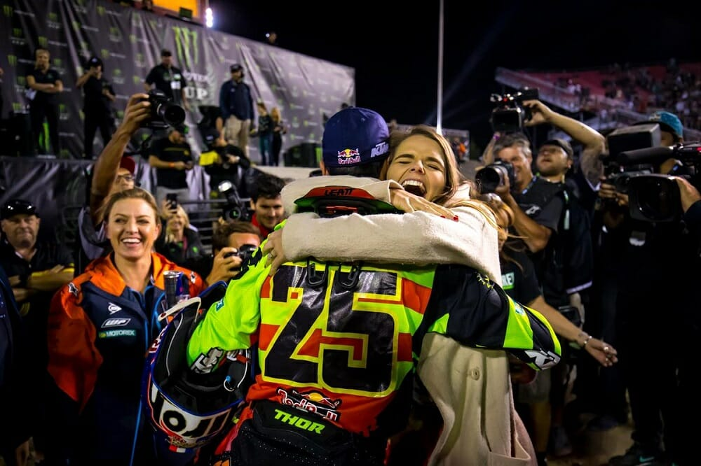 Marvin Musquin - Monster Energy Cup Supercross