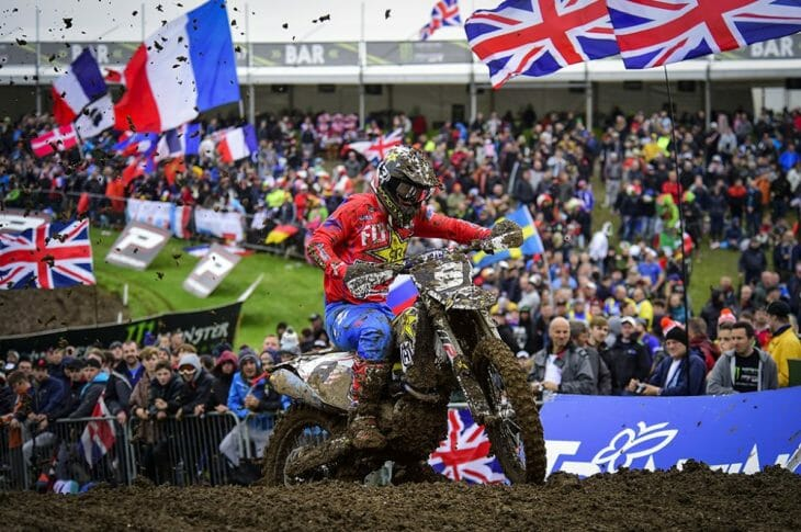 2017 Motocross of Nations Results