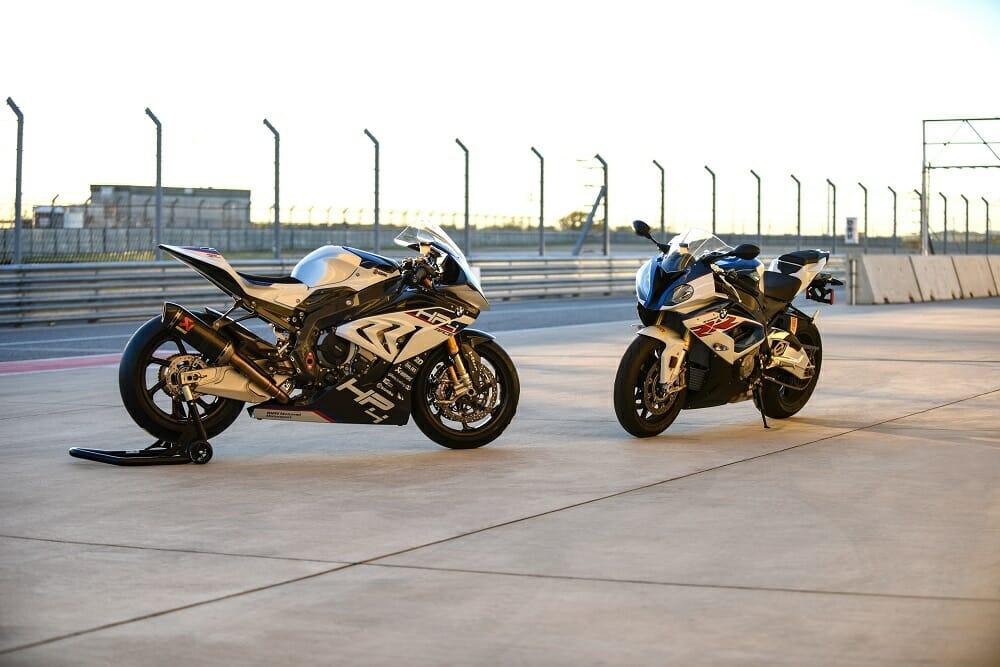 Bmw Hp4 Race Vs Bmw S 1000 Rr Comparison Test Cycle News