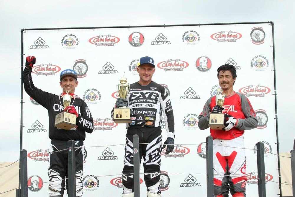 2017 Glen Helen World Vet MX Championship Results