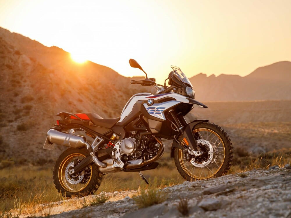 2018 BMW F 750 GS First Look