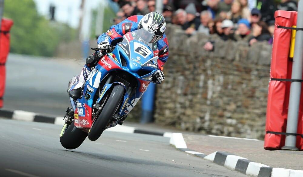 2018 Isle of Man TT Race