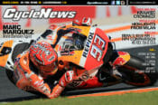 Cycle News Magazine #45: Valencia MotoGP, More First Looks From Valencia...