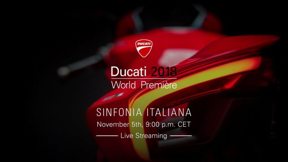 New Ducati Model Range 2018 Cycle News