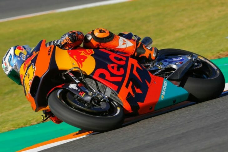 Pol Espargaro penalized for too many engines