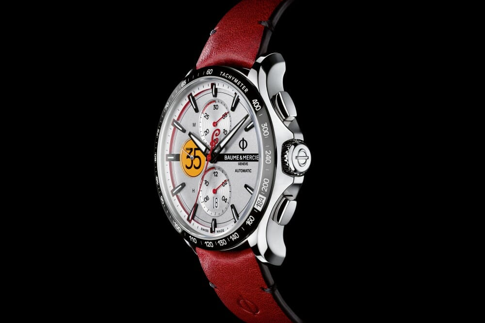 Baume & Mercier Limited Edition Burt Munro Watch