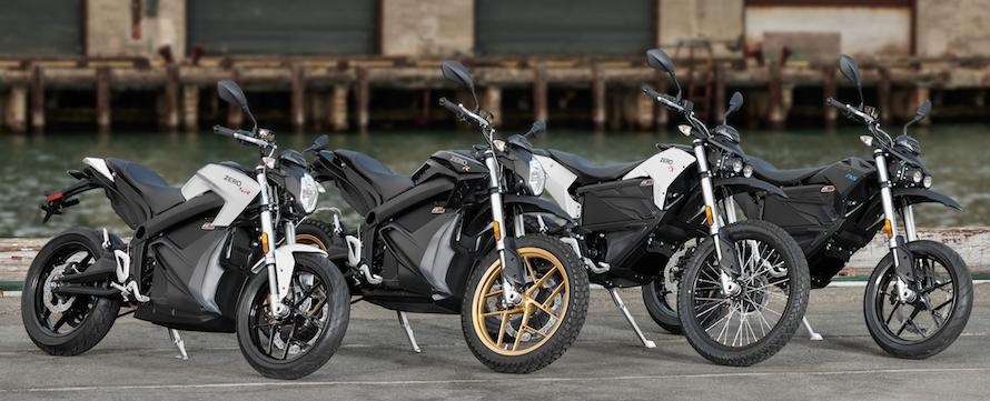 2018 Zero Motorcycles