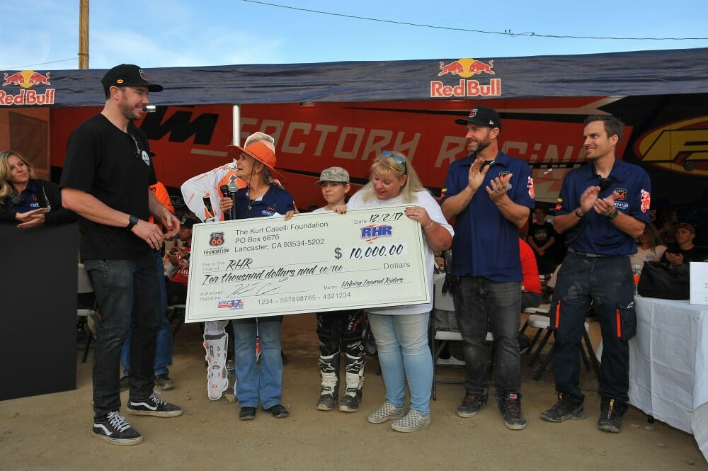 5th Annual Kurt Caselli Ride Day