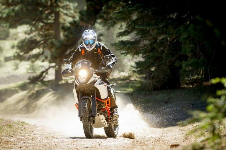 2017 KTM 1090 Adventure First Test